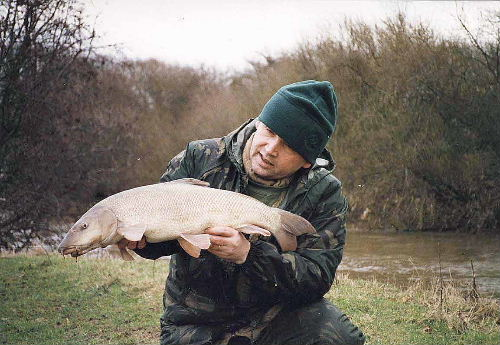 Winter Teme Barbel