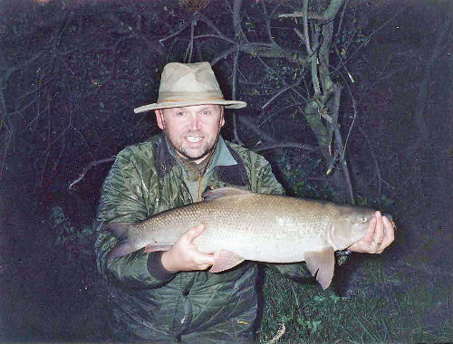 A Cracking Teme Barbel!